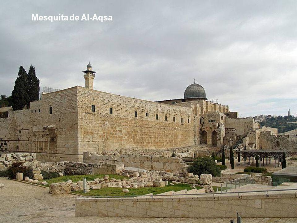 Jerusalém vista do Monte das Oliveiras
