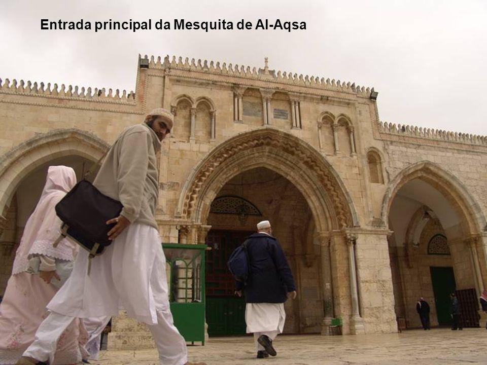 Muro da mesquita de Al-Aqsa