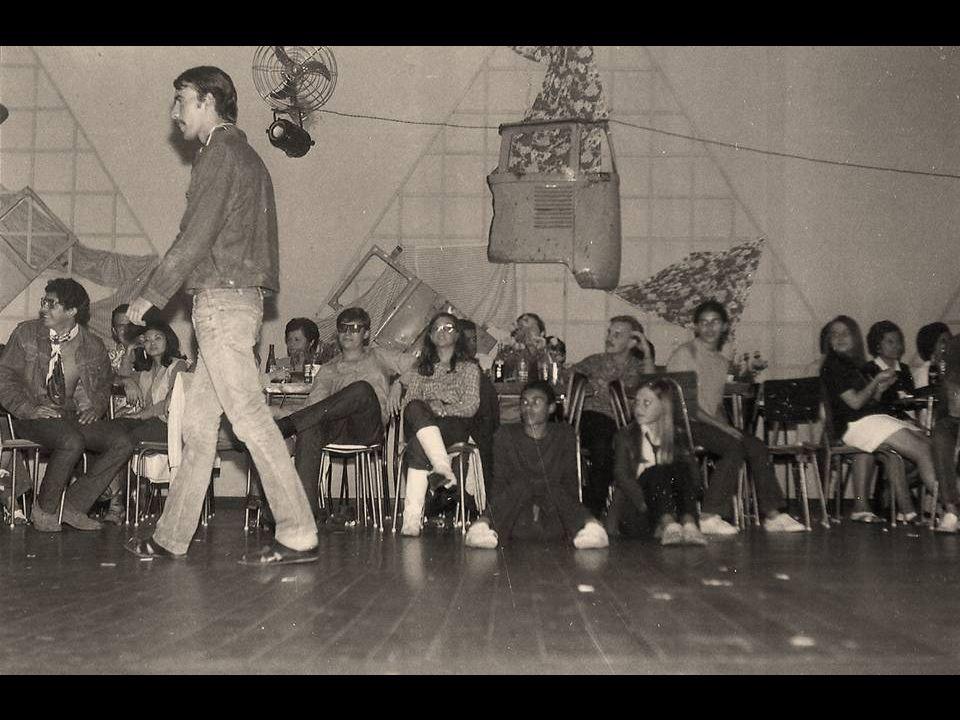 CLUBE ATLÉTICO OSASCO BAILE DO MAU GOSTO 1970