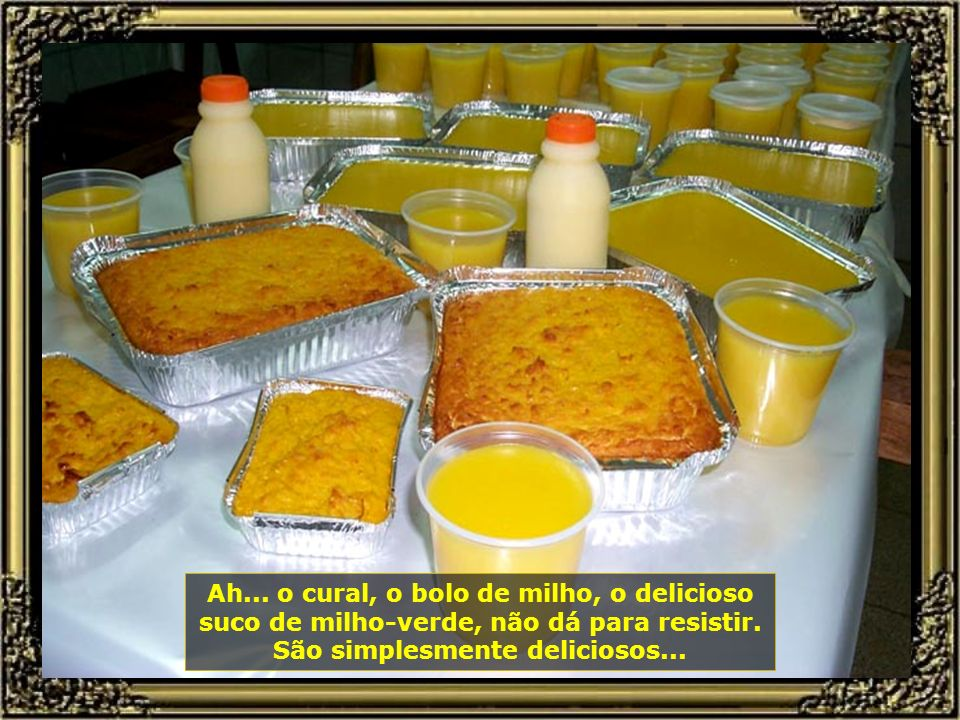 Quem nunca ouviu falar das deliciosas pamonhas de Piracicaba, o puro creme do milho?.
