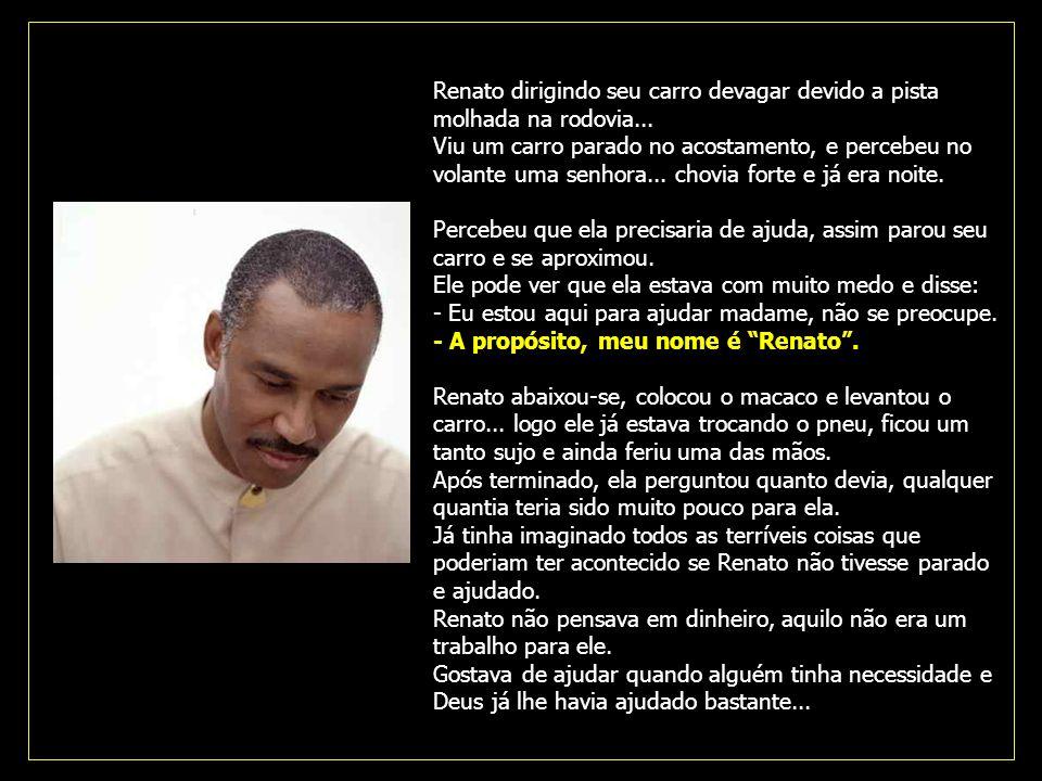 A vida é assim... Texto passado por: Regina Petreche Diminuído para Slide por: vvv.garcia@ig.com.br