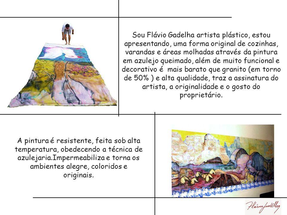 AMBIENTES COM ARTE flavio_gadelha@yahoo.com.br Telefones: 34624031 99352157 99983734