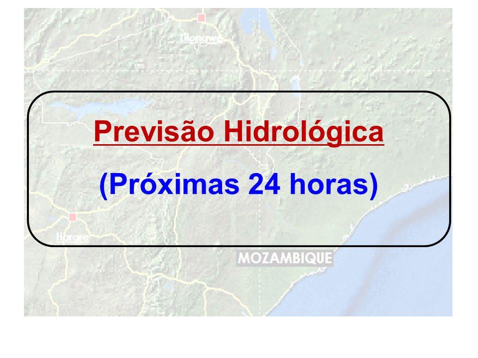 17 Previsão Hidrológica (Próximas 24 horas)