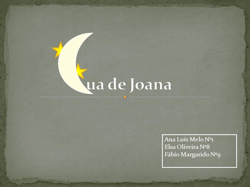 Ana Luís Melo Nº1 Elsa Oliveira Nº8 Fábio Margarido Nº9