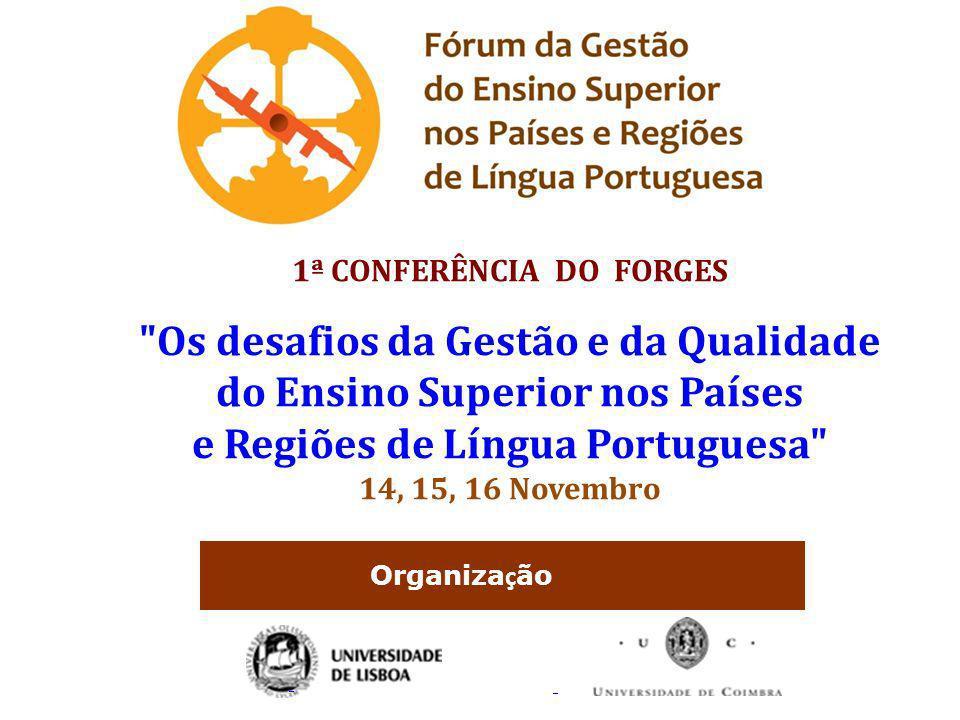 Luisa Cerdeira O Ensino Superior em Portugal: A Crise e os Desafios do Financiamento