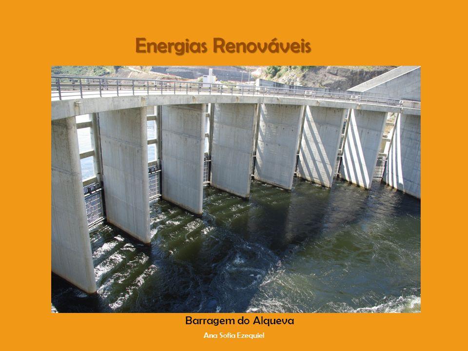 Ana Sofia Ezequiel Energias Renováveis Barragem do Alqueva