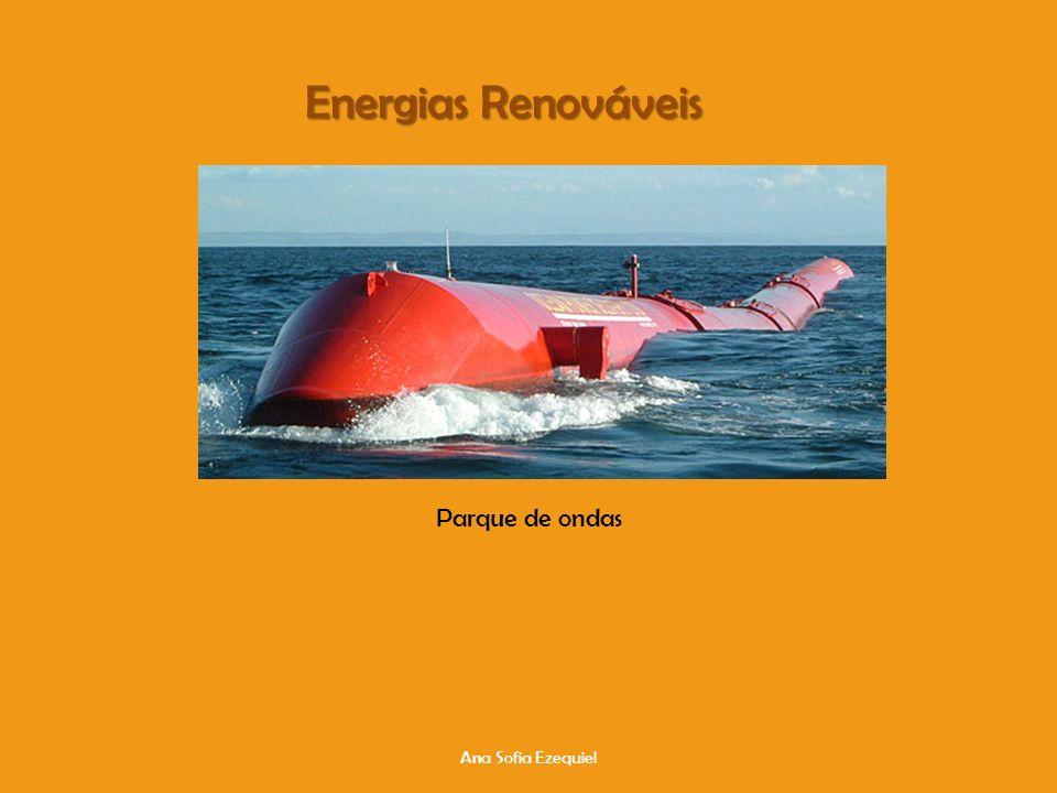 Ana Sofia Ezequiel Energias Renováveis Parque de ondas