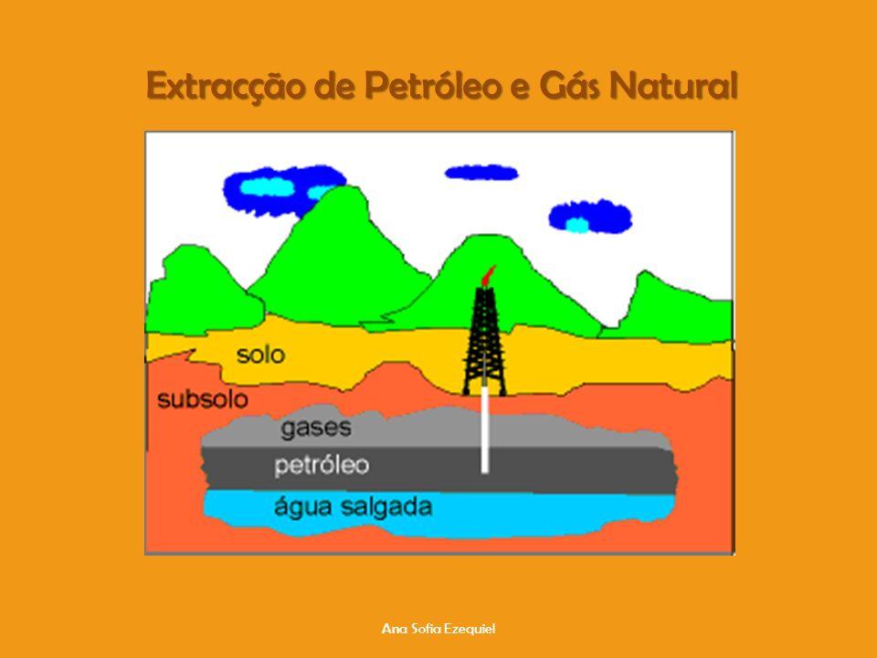 Ana Sofia Ezequiel Extracção de Petróleo e Gás Natural
