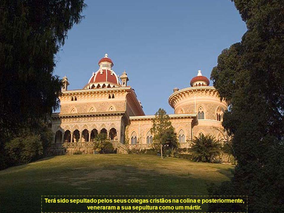 A história de Monserrate remonta à época em que Portugal se encontrava sob o domínio dos Mouros. Um cavaleiro moçárabe, que vivia na colina onde se si