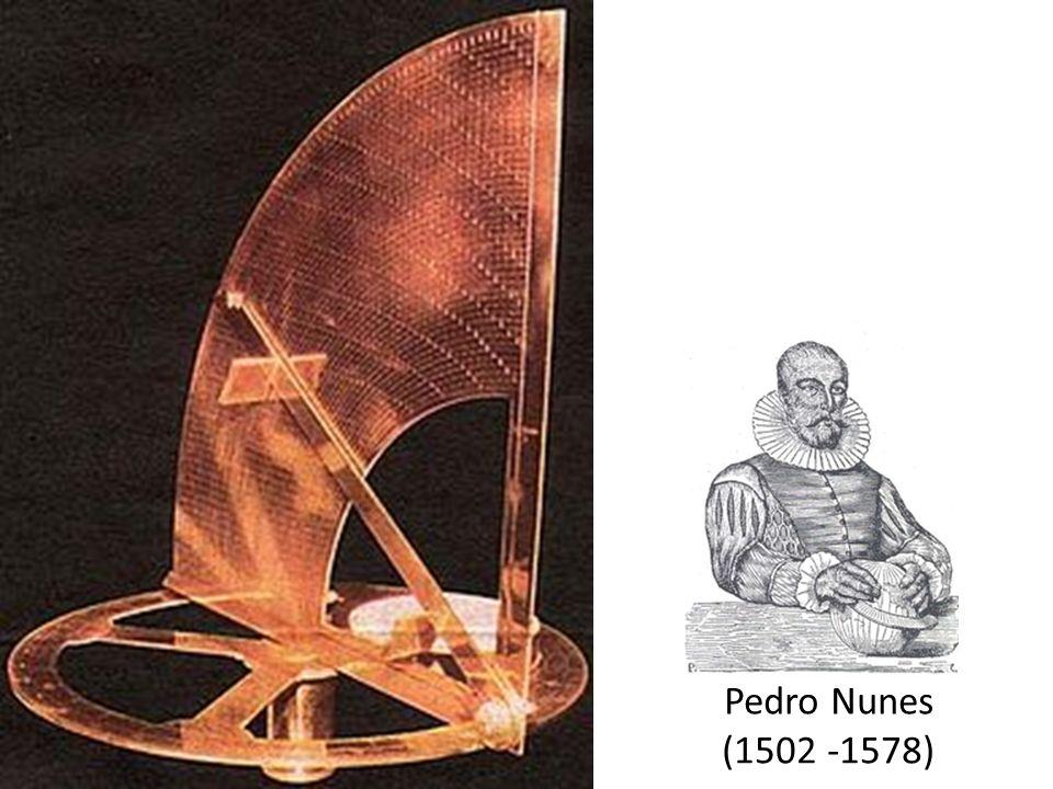 Pedro Nunes (1502 -1578)