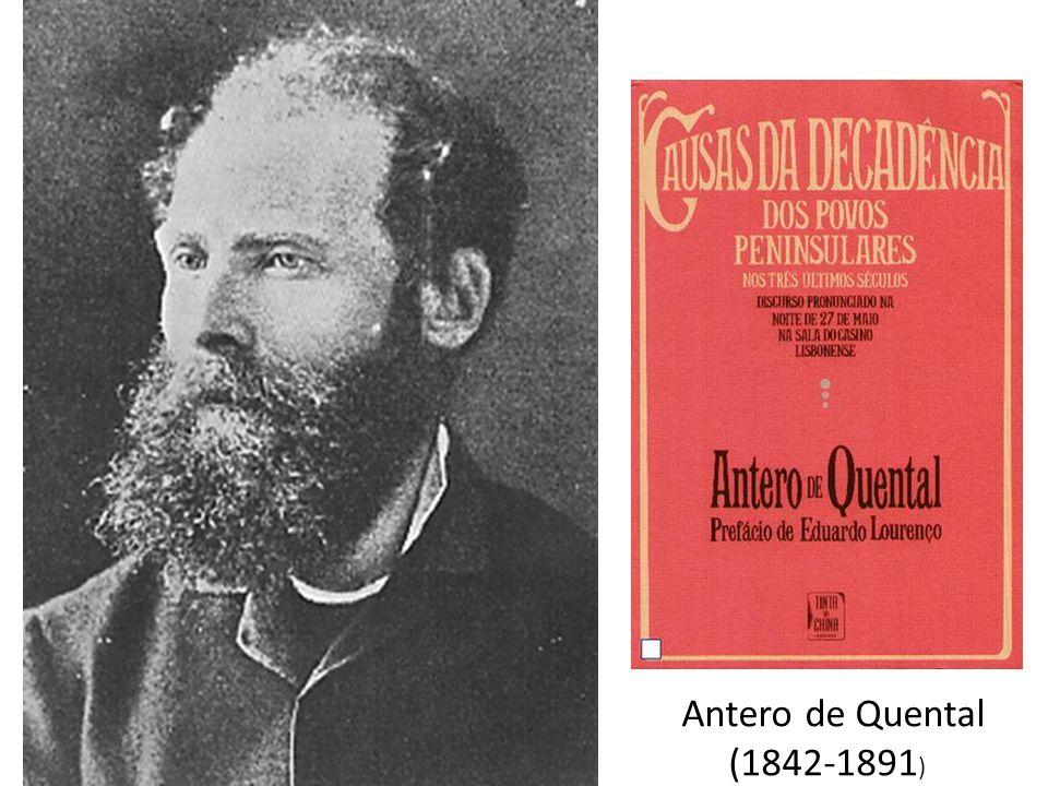 Antero de Quental (1842-1891 )