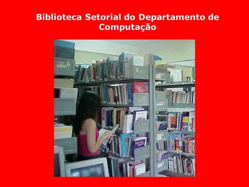 Biblioteca Setorial do Departamento de Computação