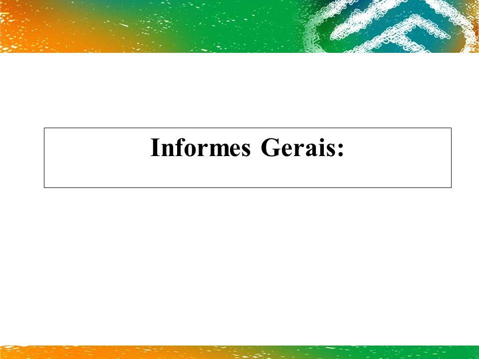 Informes Gerais: