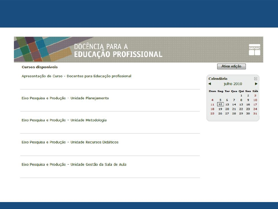 Os desafios do professor on-line