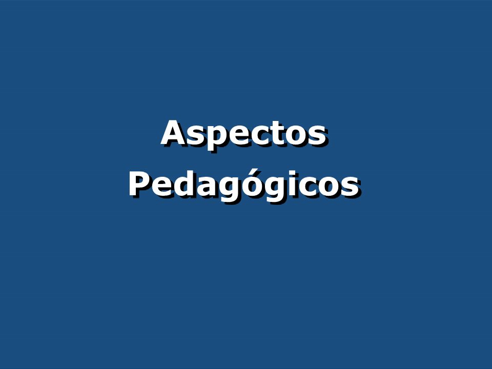 Os desafios do professor on-line Aspectos Pedagógicos