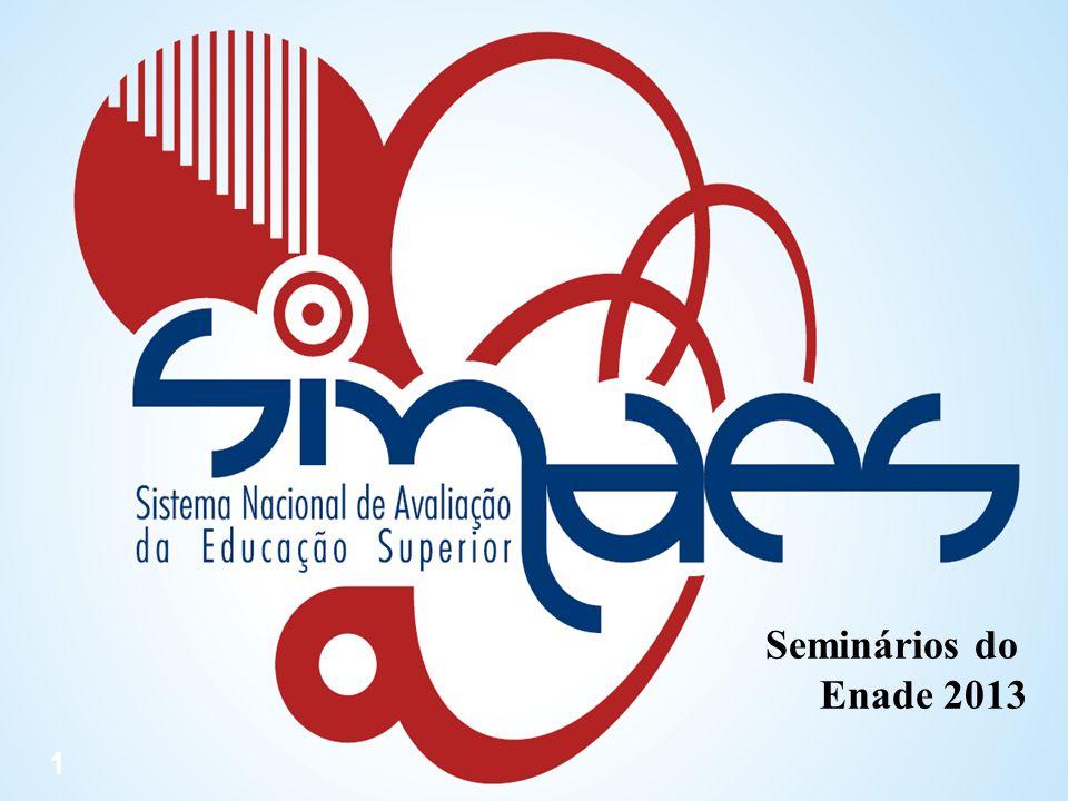 Seminários do Enade 2013 1