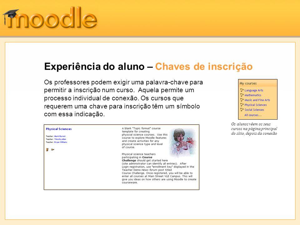Experiência do aluno – 24/7/365 Sempre.