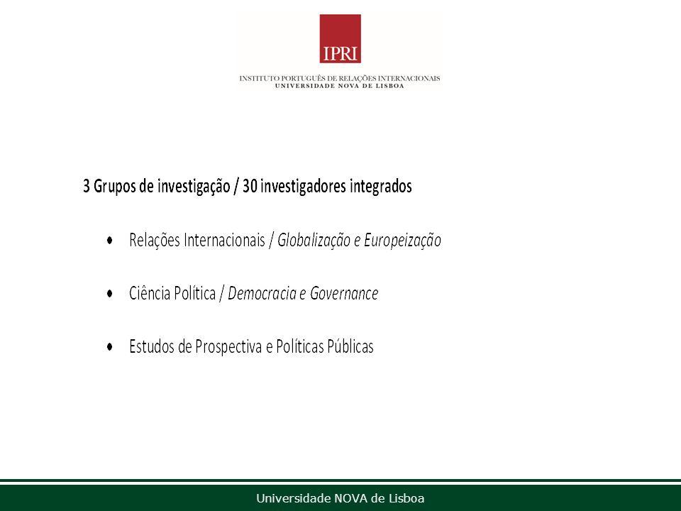13 de setembro de 2012 Universidade NOVA de Lisboa