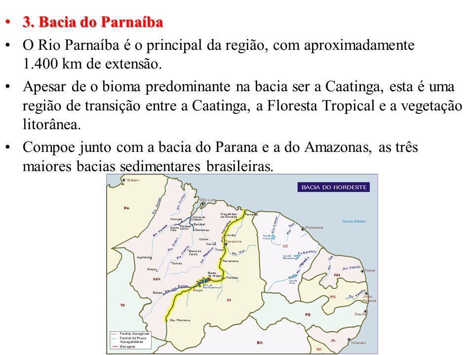 3.Bacia do Parnaíba 3.