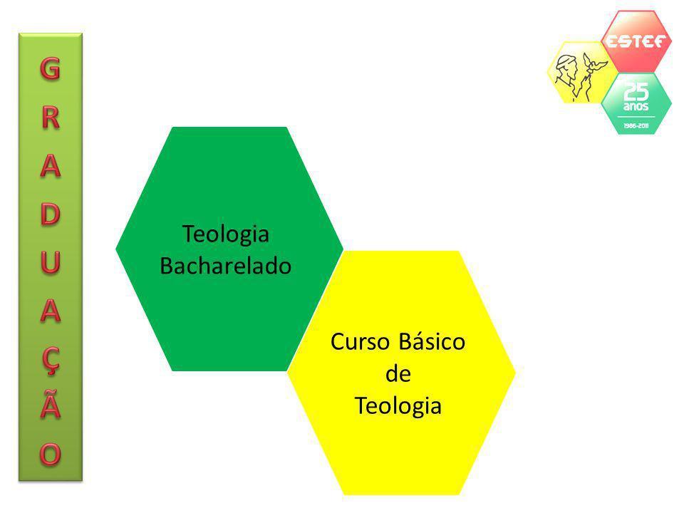 Teologia Bacharelado Curso Básico de Teologia