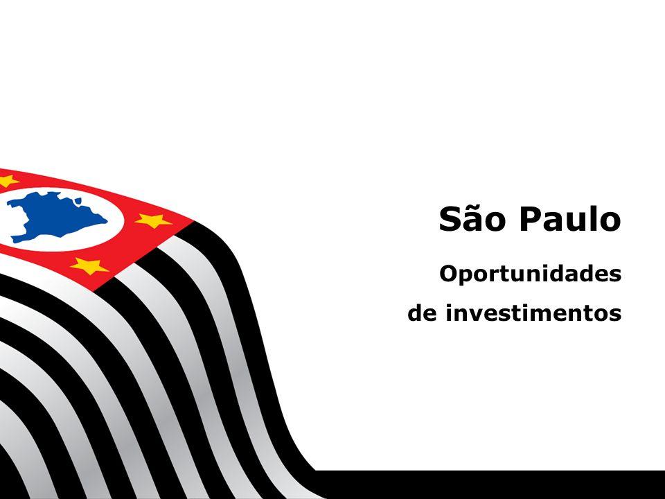 São Paulo em números Dados de 2010BrasilArgentinaSão Paulo População1914041 PIB nominal (US$ bi)2.089369685 PIB per capita (US$)10.9529.13116.604 Economia São Paulo em números