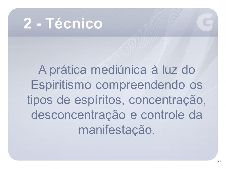 A prática mediúnica à luz do Espiritismo compreendendo os tipos de espíritos, concentração, desconcentração e controle da manifestação.