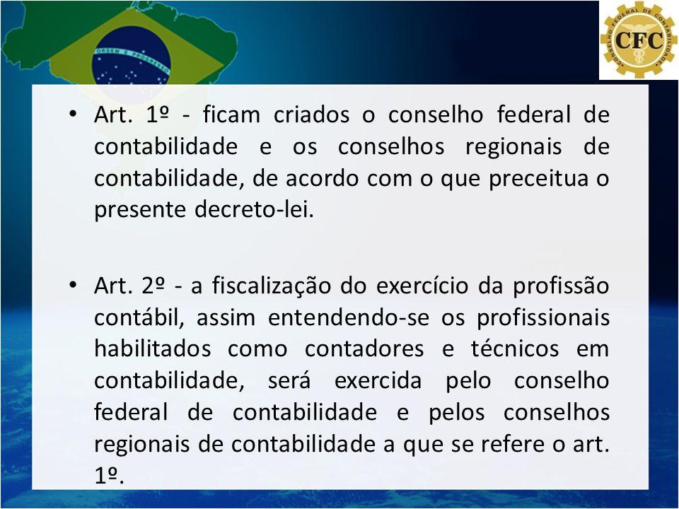 A letra f do artigo 6º - regular acerca dos princípios contábeis, do exame de suficiência, do cadastro de qualificação técnica e dos programas de educação continuada, e editar normas brasileiras de contabilidade de natureza técnica e profissional.