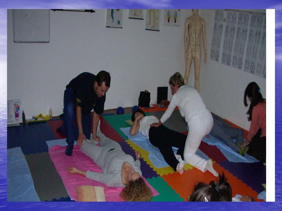 O Shiatsu como uma técnica manipulativa por excelência é a mais indicada para a prossecução deste Kung-Fu enquanto terapia, visto que actua directamente através da pressão sobre os pontos de Acupunctura, os quais promovem o bem- estar e a saúde.