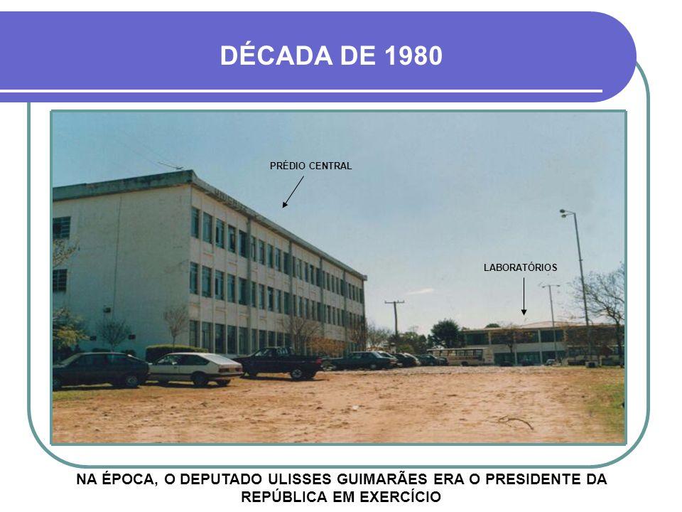 HOJE EM 1988, ATRAVÉS DE DECRETO FEDERAL, PASSOU A CHAMAR-SE FUNDAÇÃO UNIVERSIDADE DE CRUZ ALTA 15