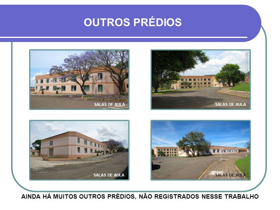 CENTRO DE CONVIVÊNCIA GINÁSIO OUTROS PRÉDIOS HOSP. VETERINÁRIO