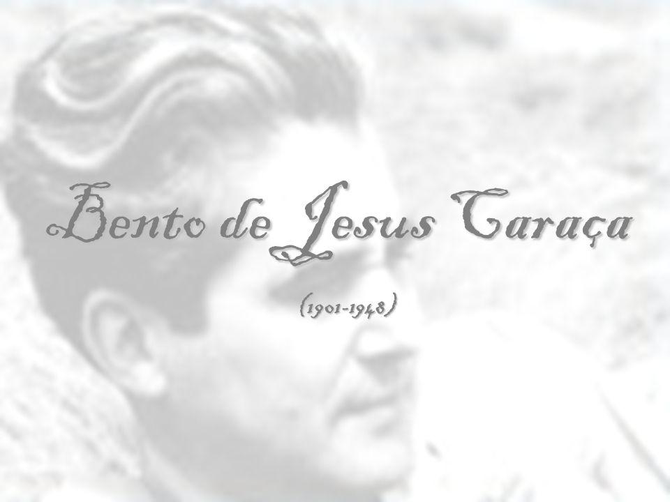 A minha Biografia Bento de Jesus Caraça nasceu a 18 de Abril de 1901, na Rua dos Fidalgos, em Vila Viçosa, numa modesta dependência do Convento das Chagas, onde se alojavam alguns criados da casa de Bragança.