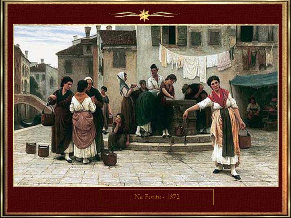 Sobre a Sacada II - 1889