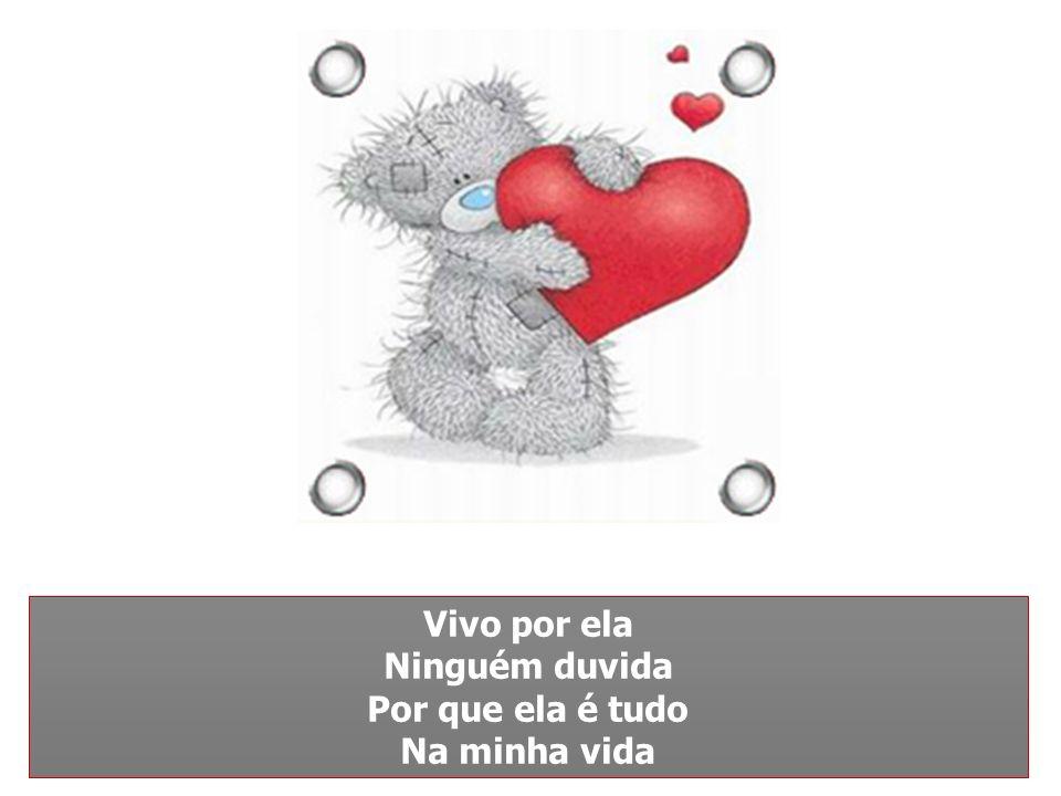Quando a gente ama alguém de verdade esse amor não se esquece. O tempo passa, tudo passa, mas no peito o amor permanece. e qualquer minuto longe é dem
