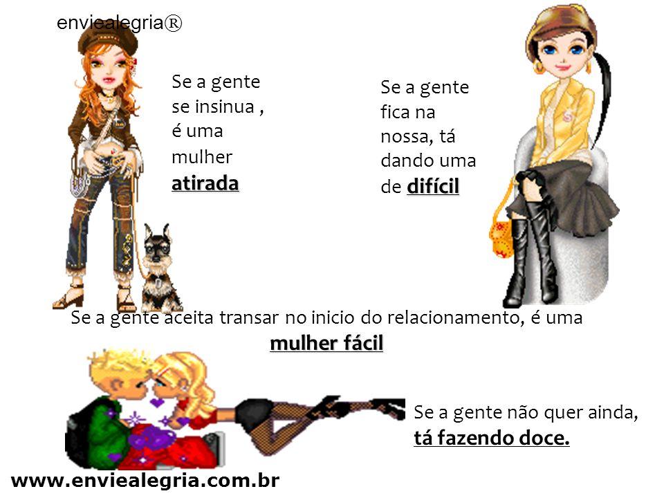 Seqüência automática - com som Quem é complicada ? Clique para ler enviealegria ® www.enviealegria.com.br