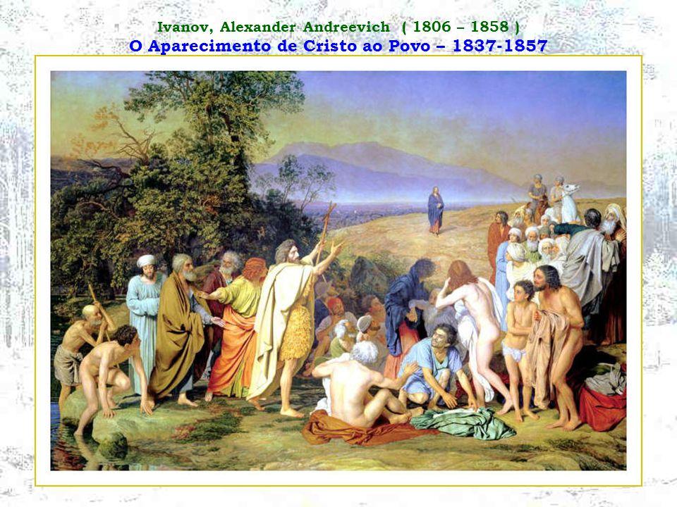 Fedotov, Pavel Andreevich ( 1815 – 1852 ) O Major vem a Namoro - 1848