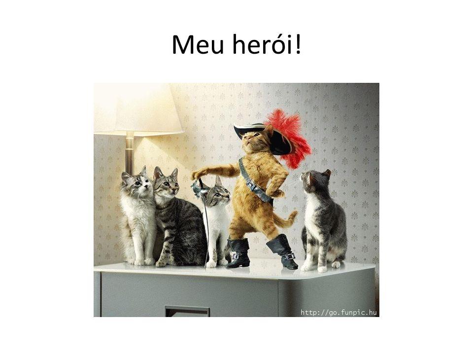 Meu herói!
