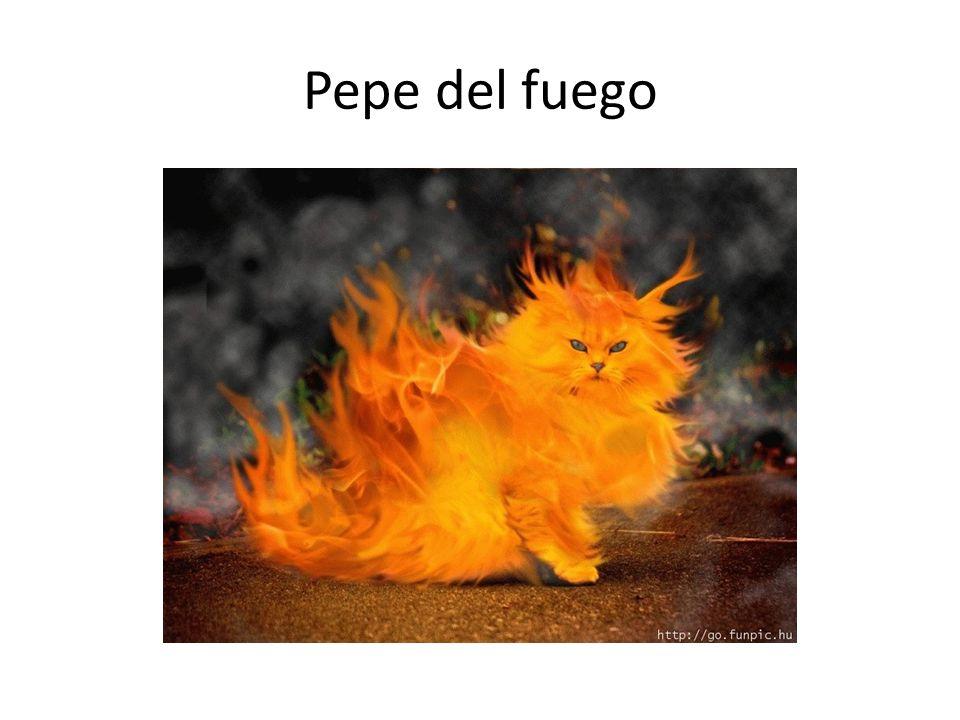 Pepe del fuego