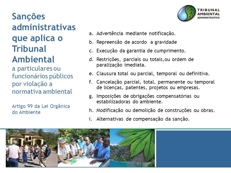 Passos da valoração do dano ambiental Informe de barridas ambientales Integração de um grupo interdisciplinário para realizar a valoração.