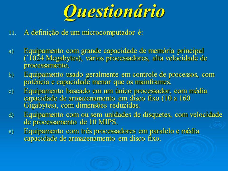 Questionário 12.