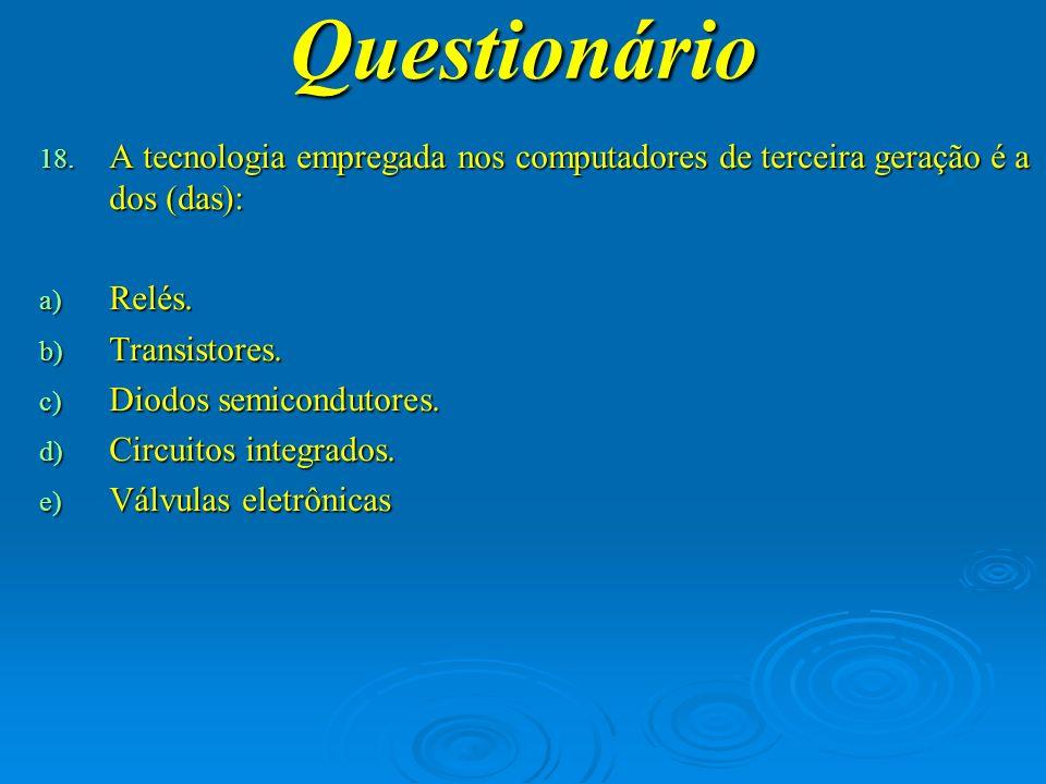 Questionário 19.