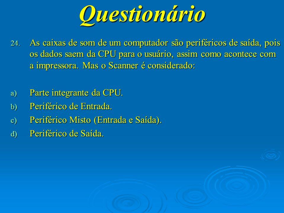 Questionário 25.