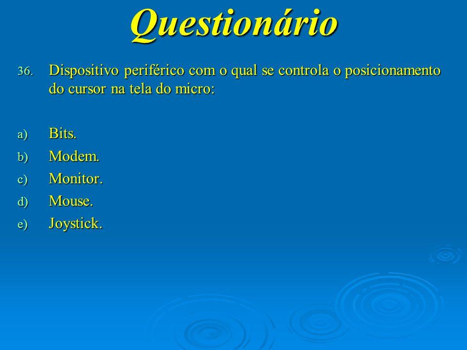 Questionário 37.
