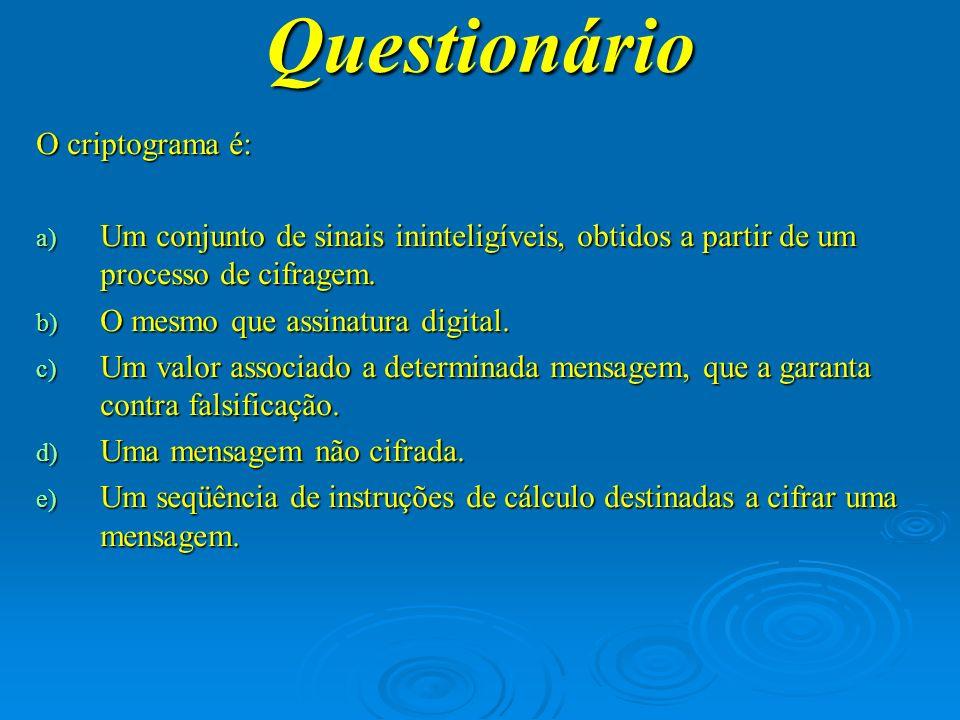 Questionário 43.