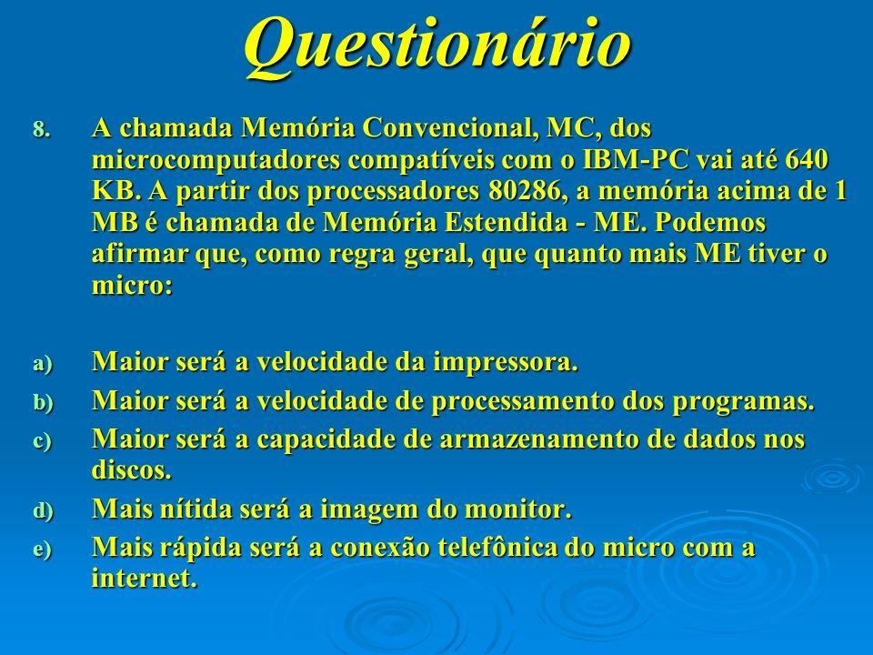 Questionário 9.