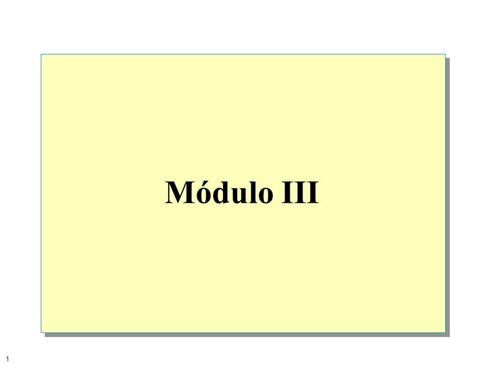 1 Módulo III