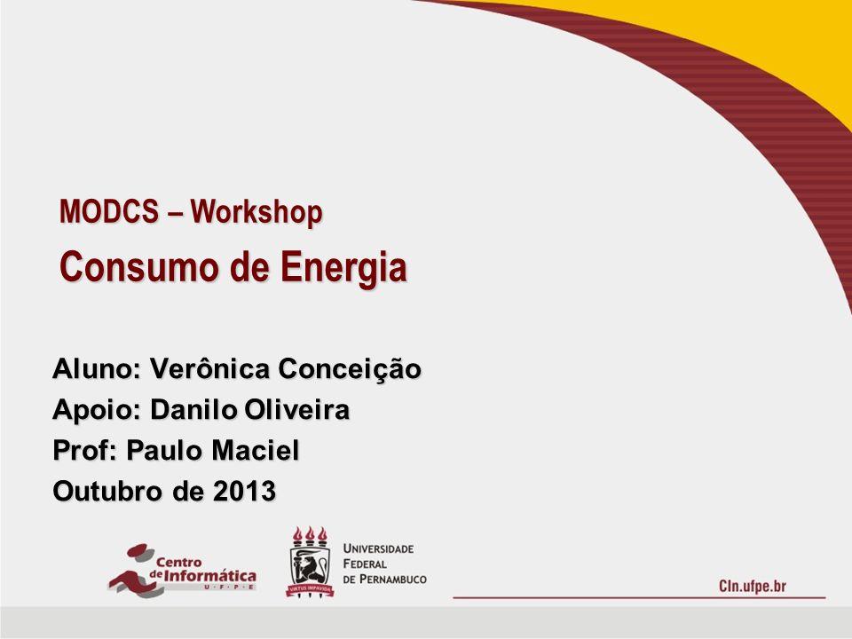 Origem Continuidade do trabalho iniciado por Danilo Oliveira quanto avaliação e análise de consumo de energia em ambientes de mobile cloud.