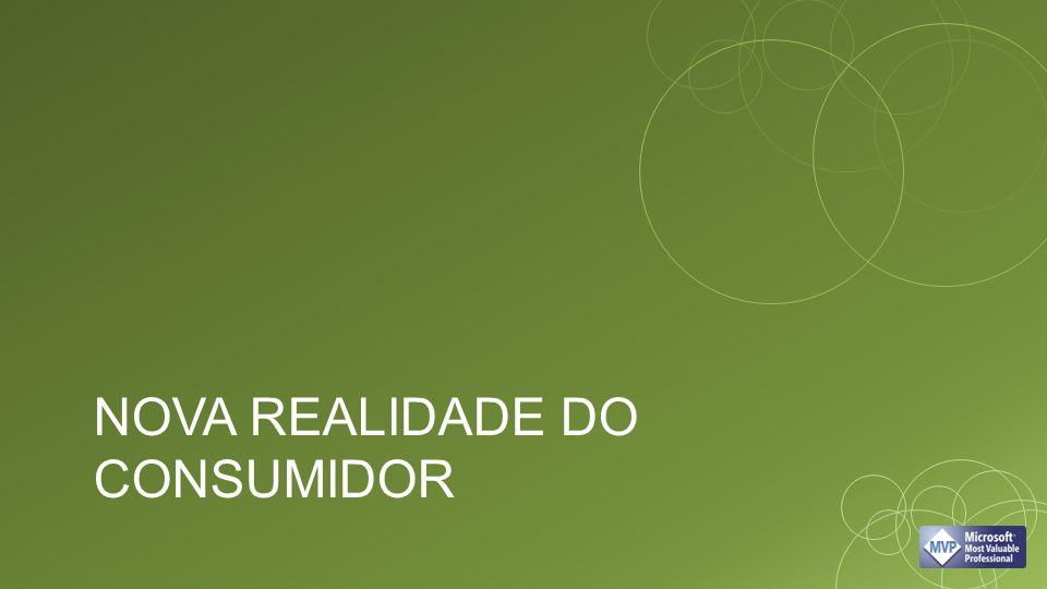 NOVA REALIDADE DO CONSUMIDOR