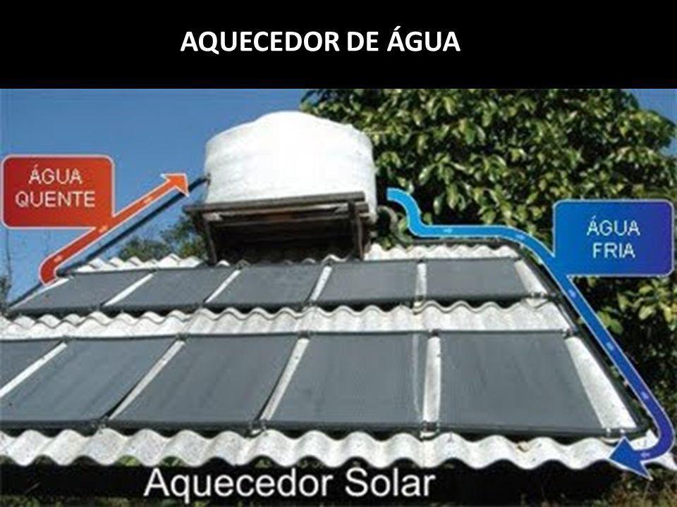 MÉTODOS DE CAPTURA DIRETA energia solar energia utilizável = CELULA VOTOVOLTATICA INDIRETA ATIVOS PASSIVOS de usinas isolada centenas de coletores solares = GRANDES ÁREAS Auxílio de dispositivos elétricos, quase sempre indiretos Se envolvem as vezes com fluxos de convecção, geralmente diretos
