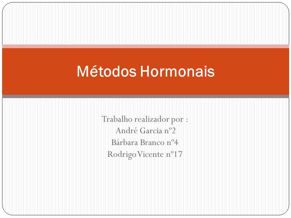 Índice Tipos de métodos contracetivos hormonais.(Adesivo, Anel Vaginal e Implante subcutâneo).
