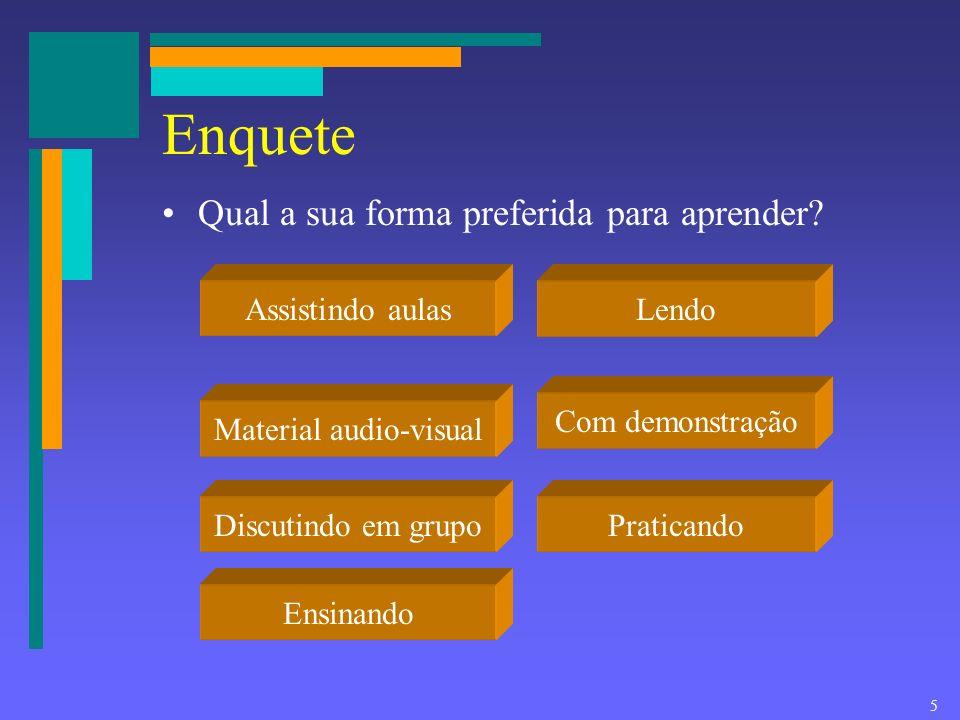 4 Auto-apresentação Digite seu nome no quadro abaixo